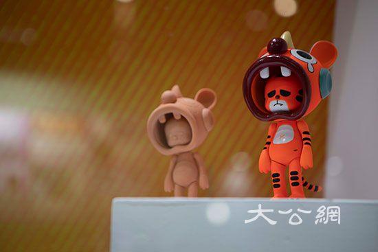 """创赢:""""香港IP力量""""香港创意品牌主题展在京开幕(图7)"""
